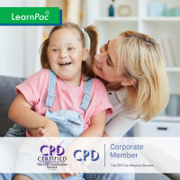 Inherited Conditions in the Early Years - Online Training Course - CPD Accredited - LearnPac Systems UK -