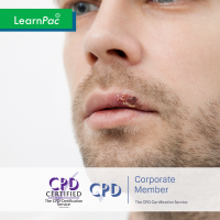 Pressure Area Care - Online Training Course - CPDUK Accredited - LearnPac Systems UK -