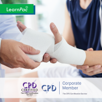 Tissue Viability Awareness - Online Training Course - Learnpac System UK -